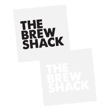 The Brew Shack Vinyl Cut Sticker